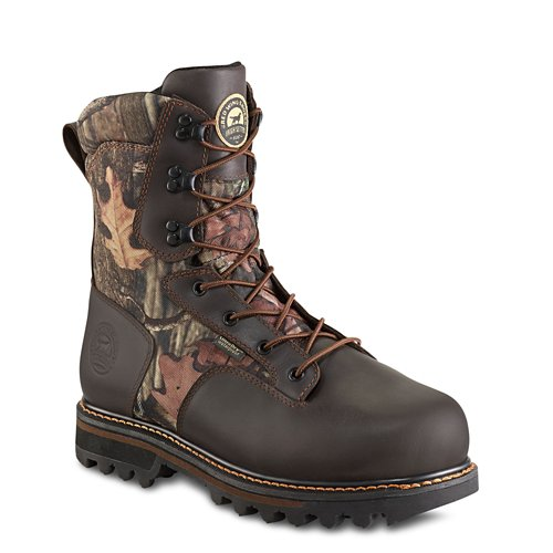 Irish Setter Men's Gunflint Hunting Boots