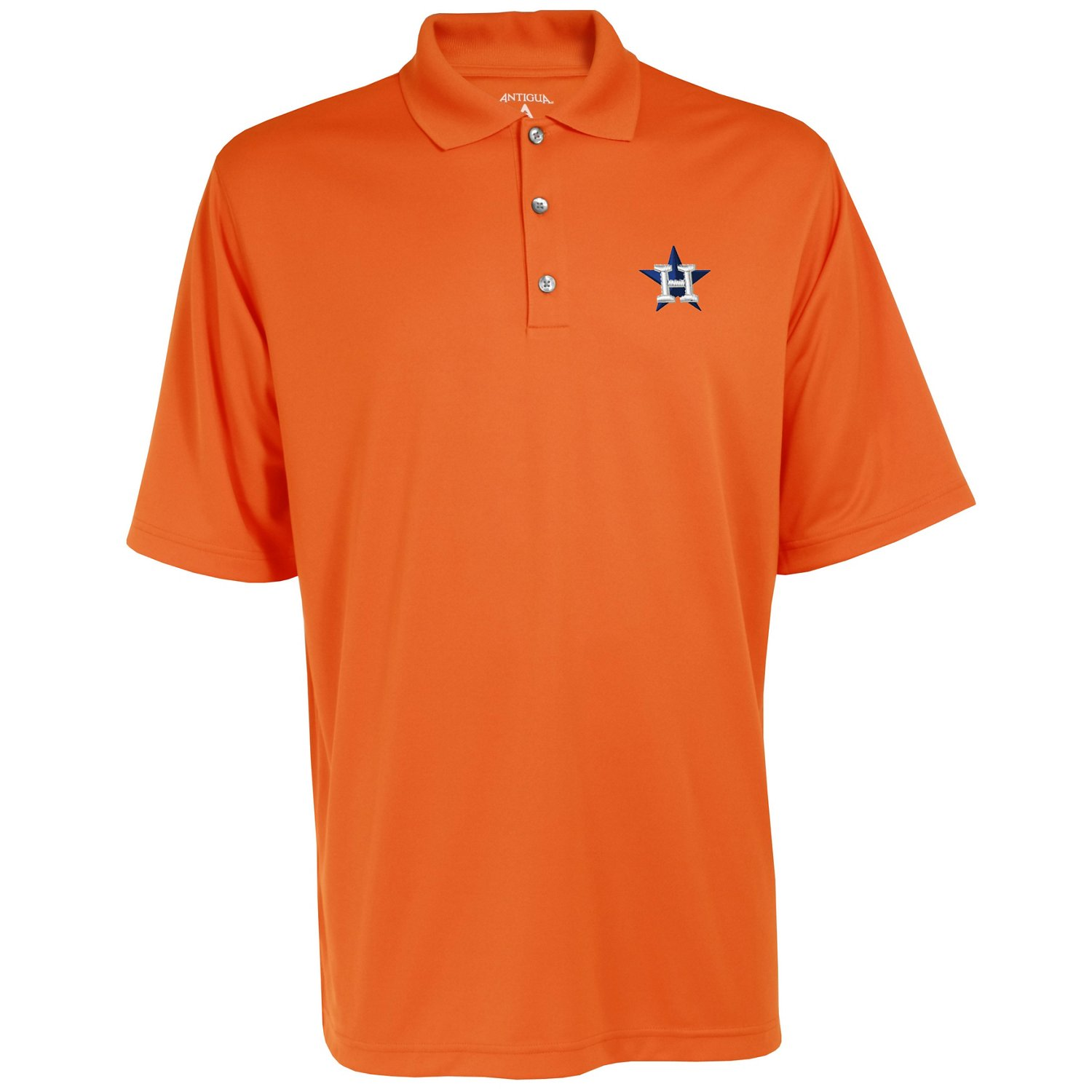 56fc1deab Display product reviews for Antigua Men's Houston Astros Exceed Polo Shirt