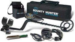 Bounty Hunter Sharp Shooter II Metal Detector Combo