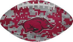 University of Arkansas Digital Camo Mini Football