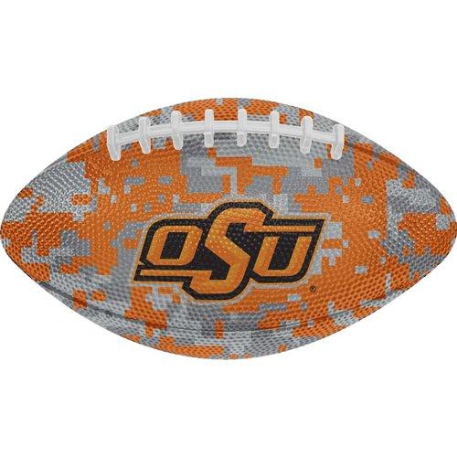 GameMaster Oklahoma State University Digital Camo Mini Football