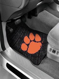 The Northwest Company Clemson University Car Floor Mats 2-Pack
