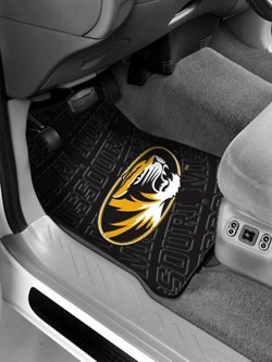 The Northwest Company University of Missouri Car Floor Mats 2-Pack