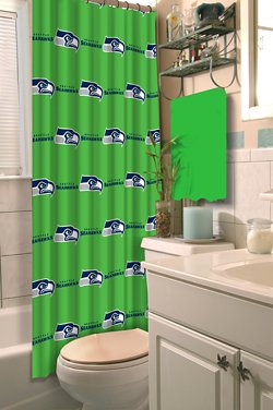 The Northwest Company Seattle Seahawks Shower Curtain