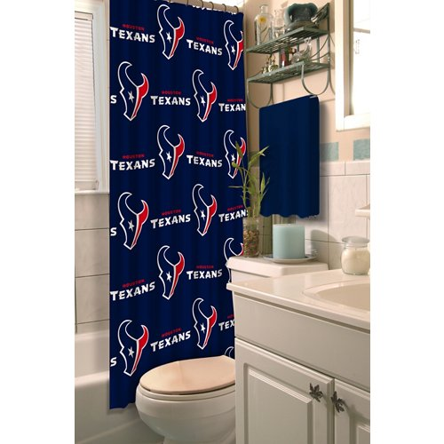 The Northwest Company Houston Texans Shower Curtain