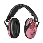 Mossy Oak Lula Camo Earmuffs and Shooting Glasses Combo Pack - view number 1