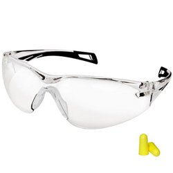 Youth Falcon Shooting Glasses