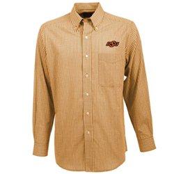Antigua Men's Oklahoma State University Associate Button-Down Shirt