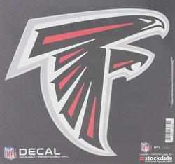"Stockdale Atlanta Falcons 6"" x 6"" Decal"