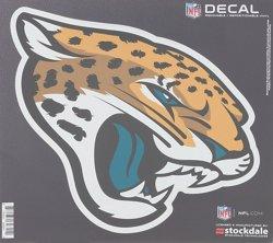 "Stockdale Jacksonville Jaguars 6"" x 6"" Decal"