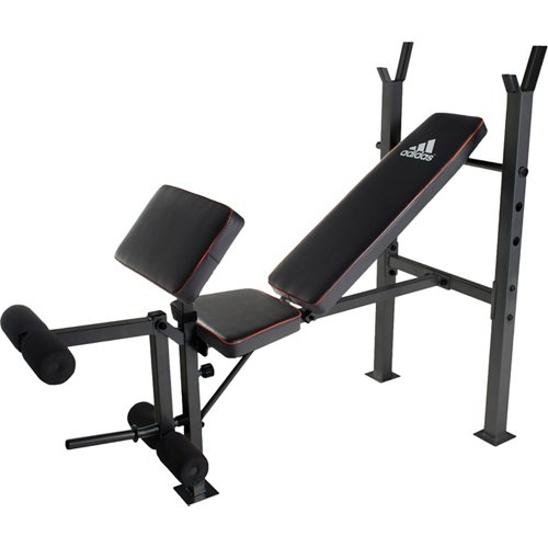 adidas Standard Bench With Preacher Pad