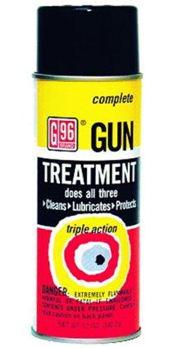 G96 12 oz Gun Treatment Lubricant Spray