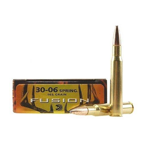 Fusion .30-06 Springfield 165-Grain Centerfire Handgun Ammunition