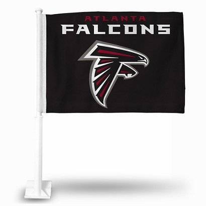 Rico Atlanta Falcons Car Flag Academy