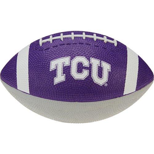Rawlings® Texas Christian University Hail Mary Youth-Size Rubber Football
