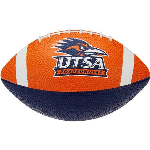Rawlings University of Texas at San Antonio Hail Mary Youth-Size Rubber Football