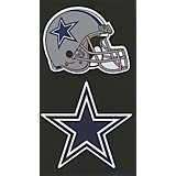 "Stockdale Dallas Cowboys 4"" x 7"" Decals 2-Pack"