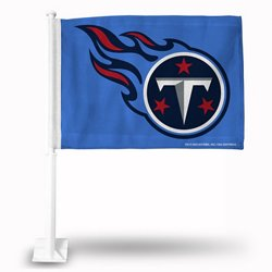 Rico Tennessee Titans Car Flag