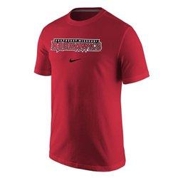 Nike™ Men's Southeast Missouri State University Cotton Short Sleeve T-shirt