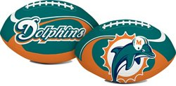 "Miami Dolphins 8"" Goal Line Softee Football"