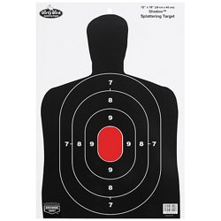 Dirty Bird Silhouette Targets 8-Pack