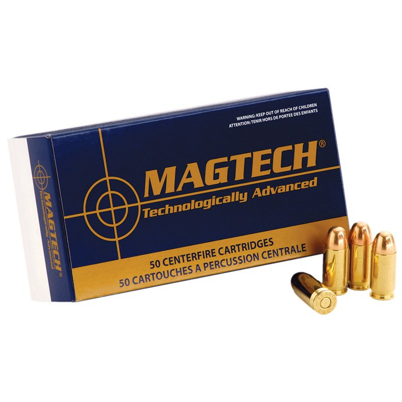 Magtech Sport Shooting .44 Rem. Magnum 240-Grain Centerfire Handgun Ammunition - Pistol Shells at Academy Sports thumbnail