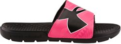 Under Armour Women's Strike Geo Slides