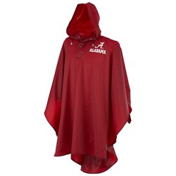 Storm Duds Men's University of Alabama Heavy-Duty Rain Poncho