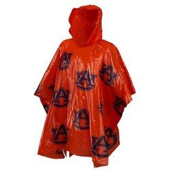 Storm Duds Men's Auburn University Lightweight Stadium Rain Poncho