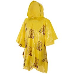 Storm Duds Men's Louisiana State University Lightweight Stadium Rain Poncho