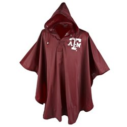 Storm Duds Men's Texas A&M University Slicker Heavy Duty PVC Poncho