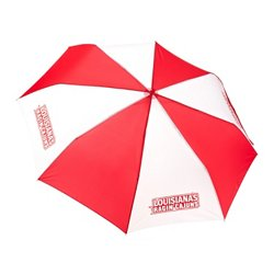 "Storm Duds University of Louisiana at Lafayette 42"" Super Pocket Mini Folding Umbrella"