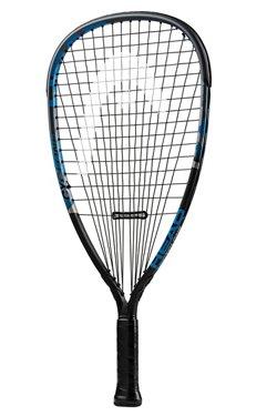 HEAD Metallix MX Cyclone Racquetball Racquet