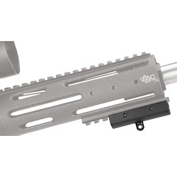 Picatinny Rail Bipod Adapter