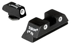 Trijicon GL04 Bright and Tough Fiber-Optic Night Sights