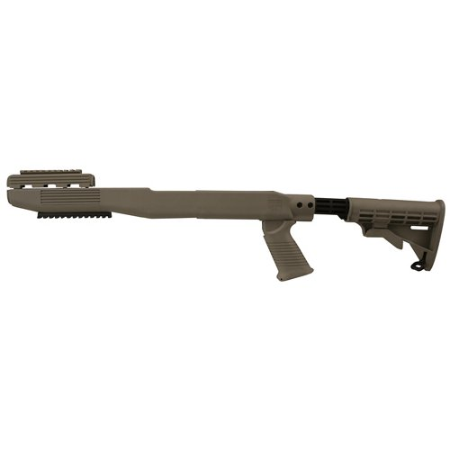 TAPCO Intrafuse SKS Rifle Stock System with Bottom Picatinny Rail