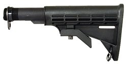 Commercial AR T6 Collapsible Stock Assembly