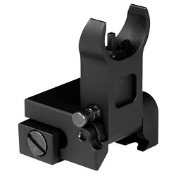 AR Low-Profile Front Flip-Up Sight