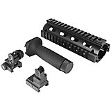 AIM Sports Inc. AR-15/M4 Railed Fore-End Grip and Sights Kit