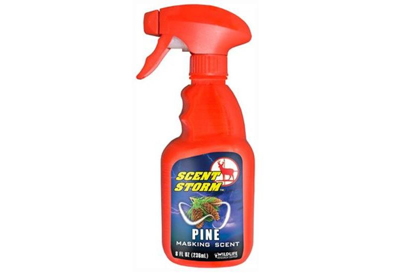 Wildlife Research Center Scent Storm 8 fl. oz. Pine Cover Scent Red - Hunting Equipment And Accessories, Game Scents And Attracts at Academy Sports thumbnail
