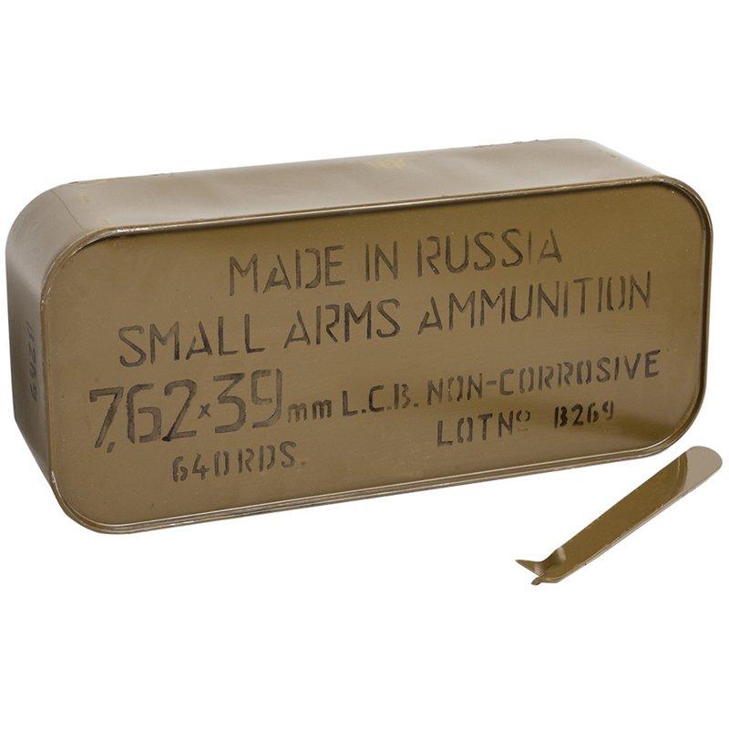 TulAmmo Hollow Point 7.62 x 39mm 122-Grain Hollow Point Centerfire Rifle Ammunition – Rifle Shells at Academy Sports