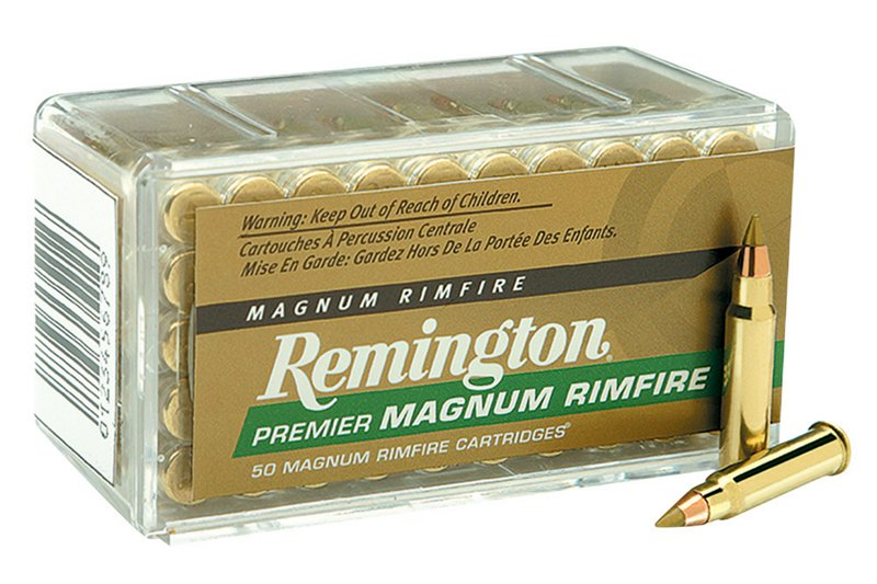 Remington Premier Gold Box .22 Win Magnum Rimfire Ammunition - Rimfire Shells at Academy Sports thumbnail