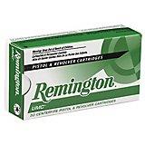 Remington UMC .38 Special 125-Grain +P Centerfire Handgun Ammunition