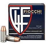 Fiocchi Extrema XTP Jacketed Hollow Point 9mm 115-Grain Centerfire Handgun Ammunition