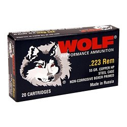 WOLF Performance Ammunition Centerfire Rifle