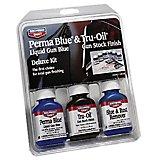 Birchwood Casey Deluxe Perma Blue Bluing/Stock Finish Kit