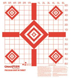 Champion Targets Sight-In Targets 100-Pack