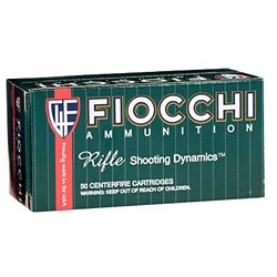 Rifle Shooting Dynamics .308 Win NATO 150-Grain FMJ Centerfire Rifle Ammunition