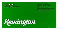 Remington Target .22 Long Rifle 40-Grain Rimfire Ammunition