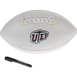 University of Texas at El Paso Signature Series Full-Size Football